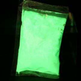 GPUR luminiscenční pigment, 03 Žlutozelený 1kg