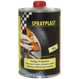 Motip SprayPlast ředidlo krátké 1000ml